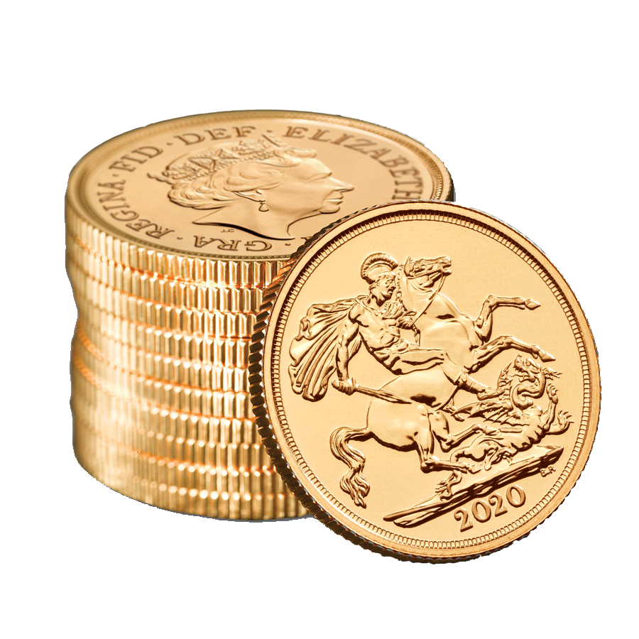 2020 Sovereign Gold Coins