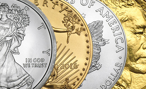 USA 2017 Bullion Coins