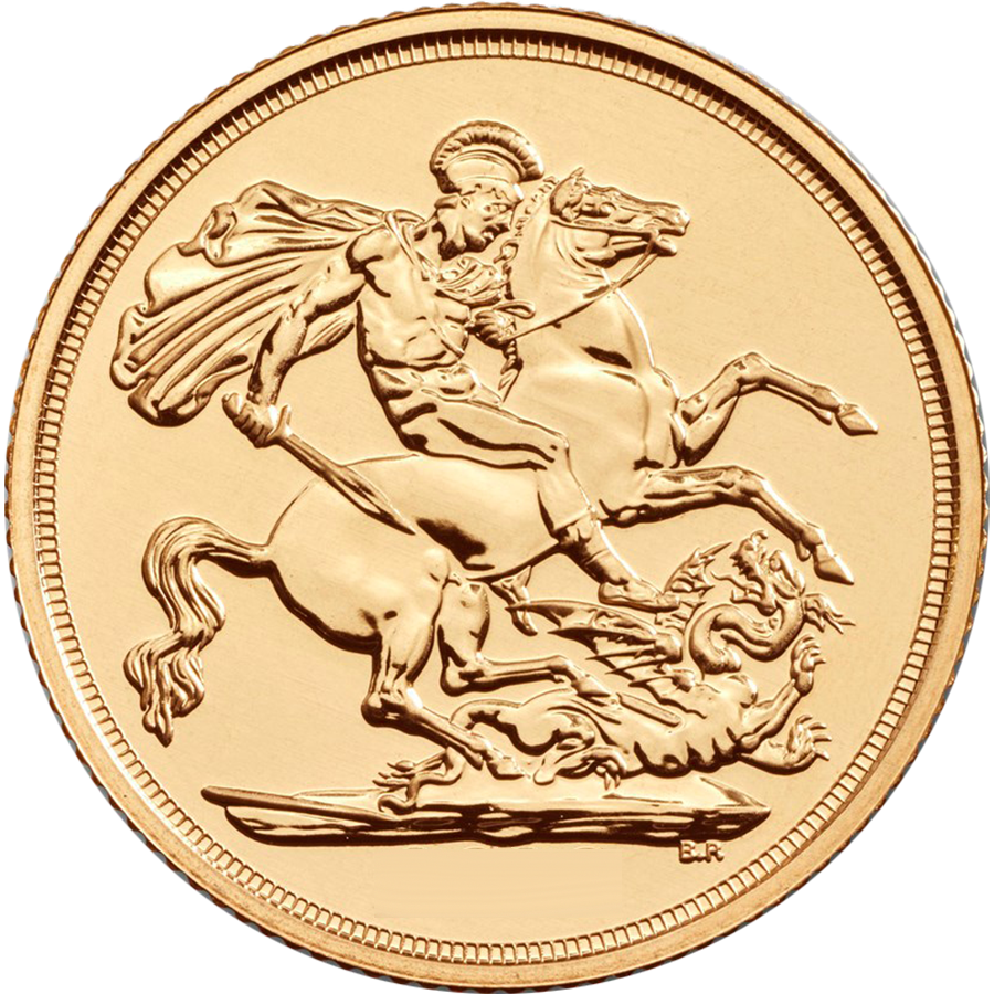 Gold Sovereigns