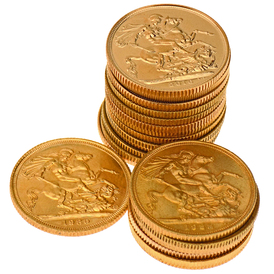 Stacks of Sovereigns