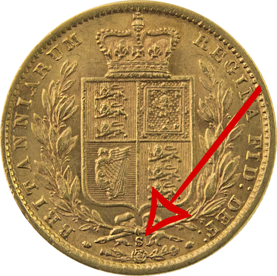 Full Sovereign with Sydney mint mark