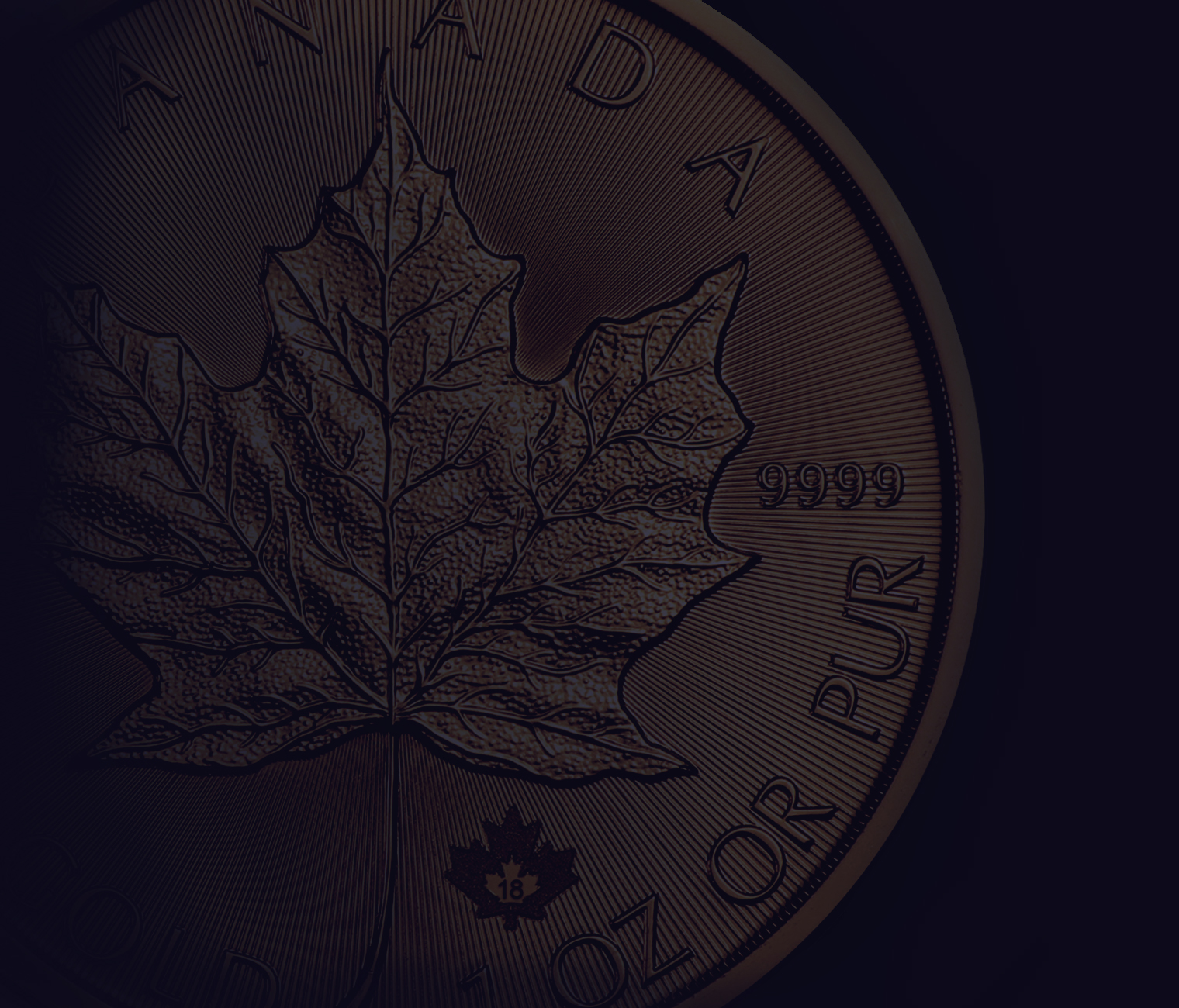 2018 Canadian Maple Coins