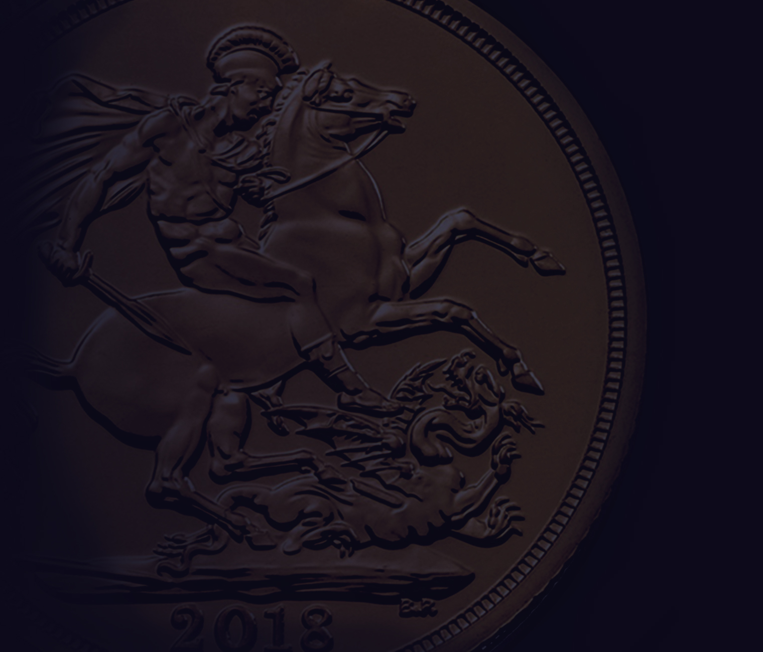 2018 Sovereign Gold Coins