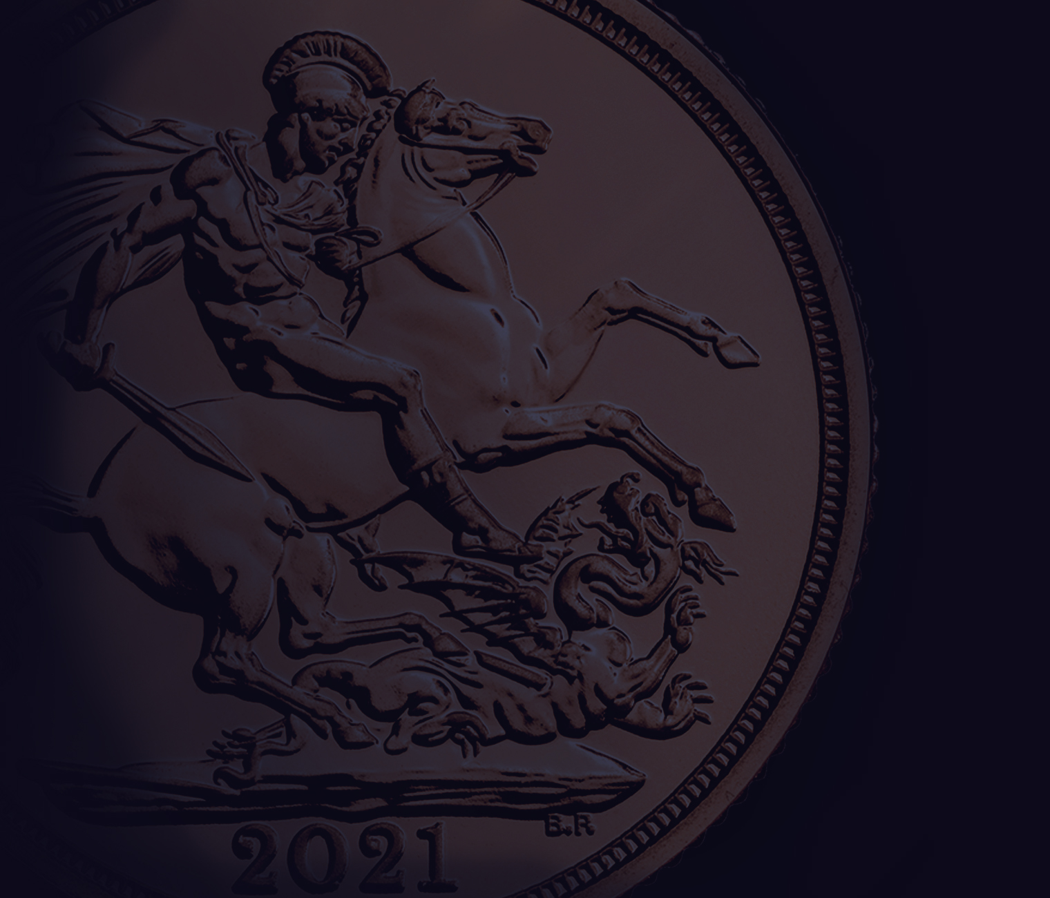 2021 UK Sovereign Gold Coin