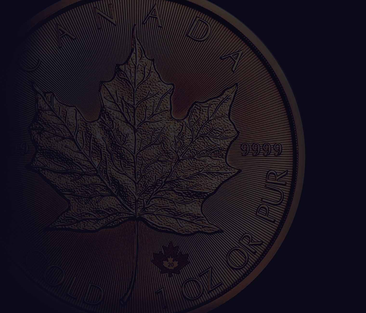 2020 Gold Maple Coin