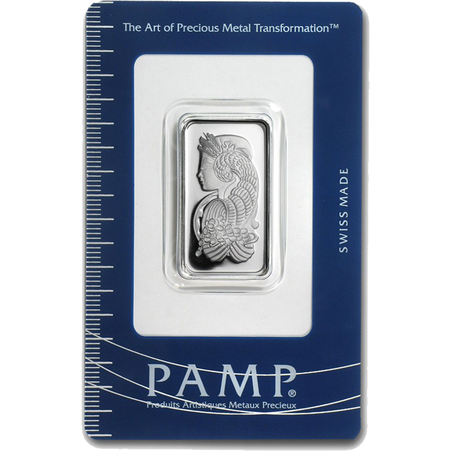 PAMP Suisse Fortuna 10g Silver Bar