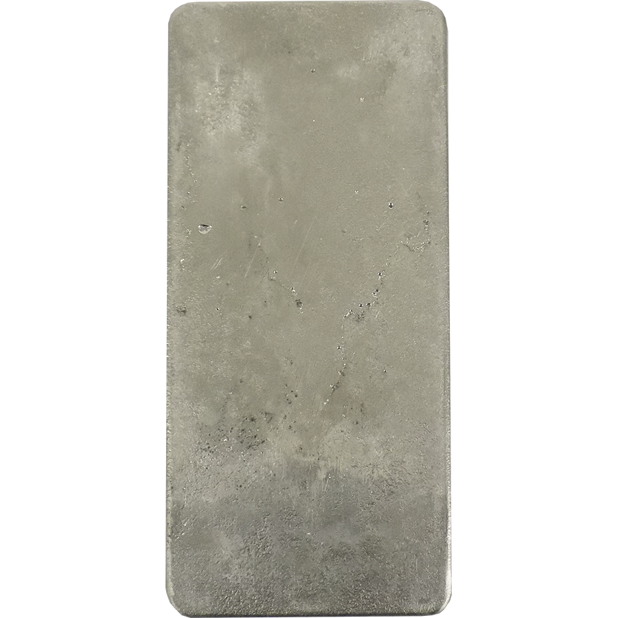 Pre-Owned Metalor 1Kg Silver Bar (Image 3)