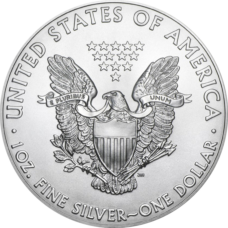 2019 USA Eagle 1oz Silver Coin (Image 2)