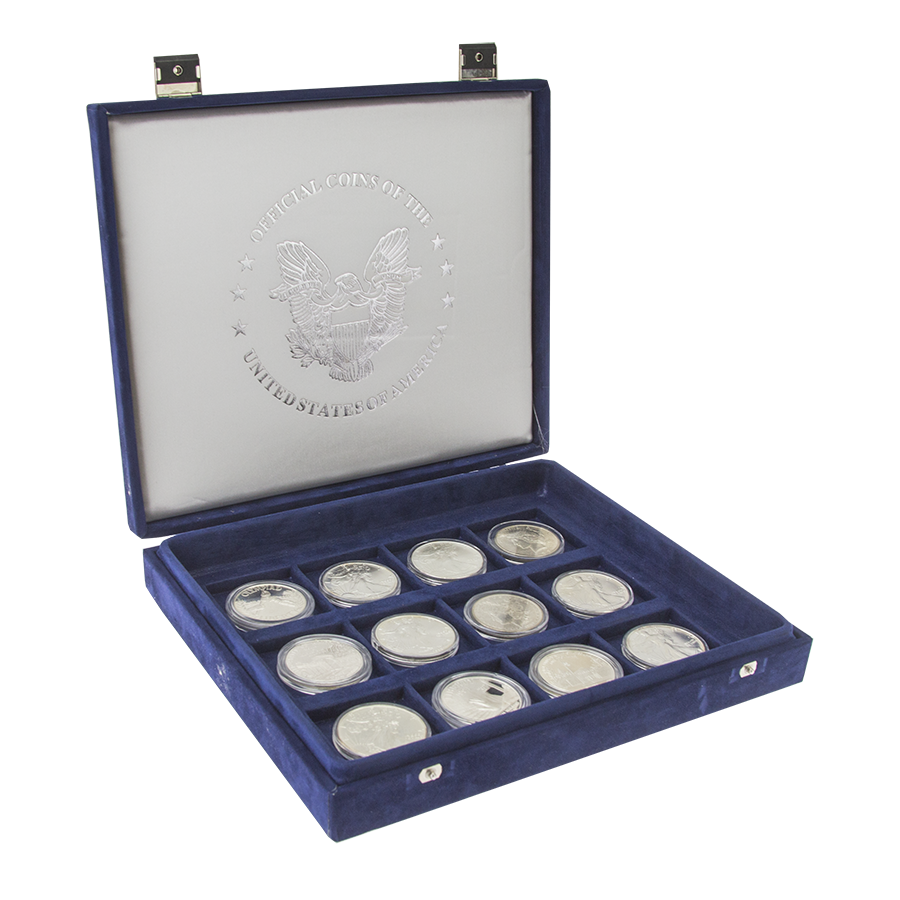Pre-Owned Official Coins of the United States of America Silver Coin Collection - VAT Free