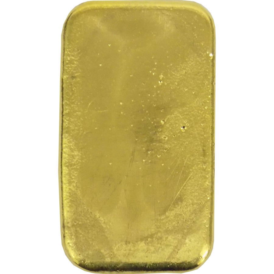 Metalor 100g Cast Gold Bar (Image 3)