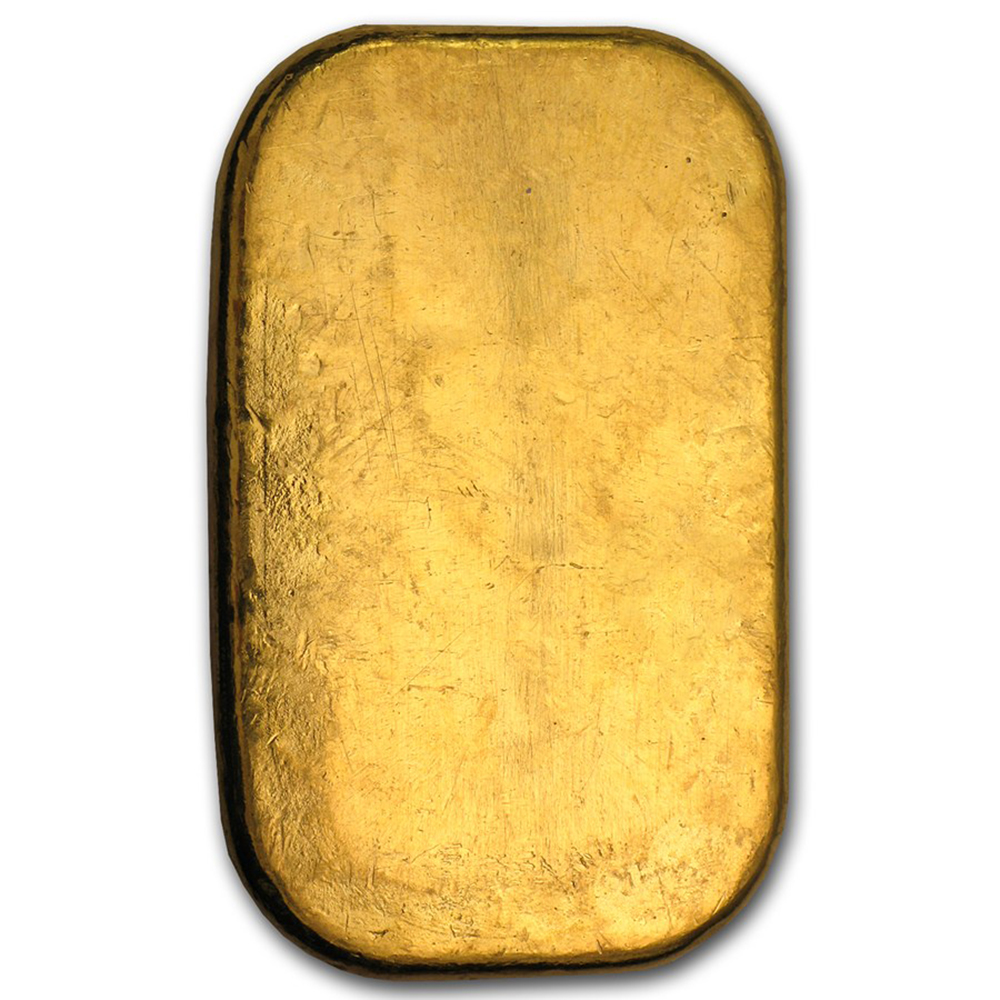 PAMP Suisse 100g Cast Gold Bar (Image 2)