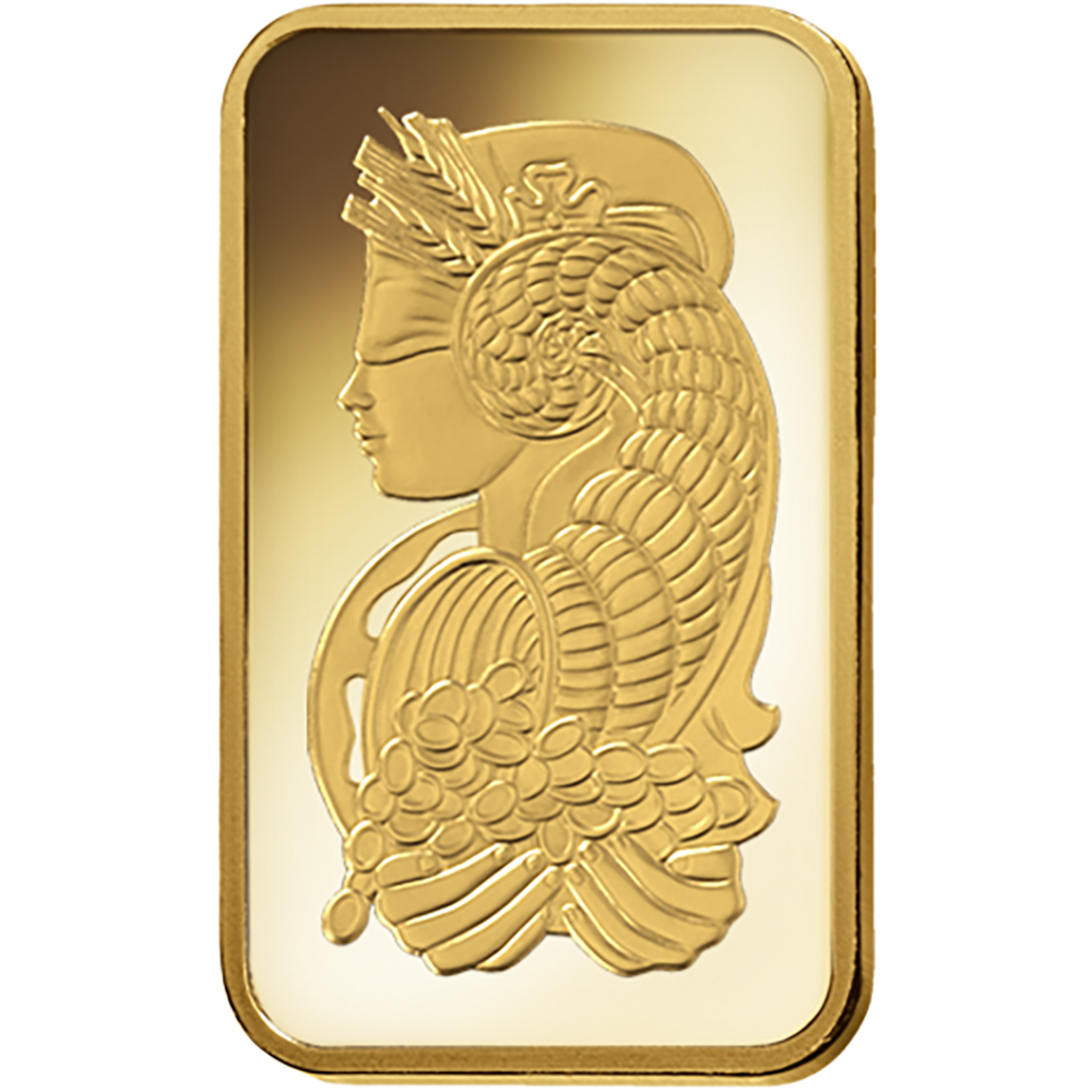 PAMP Suisse Fortuna 20g Gold Bar (Image 2)