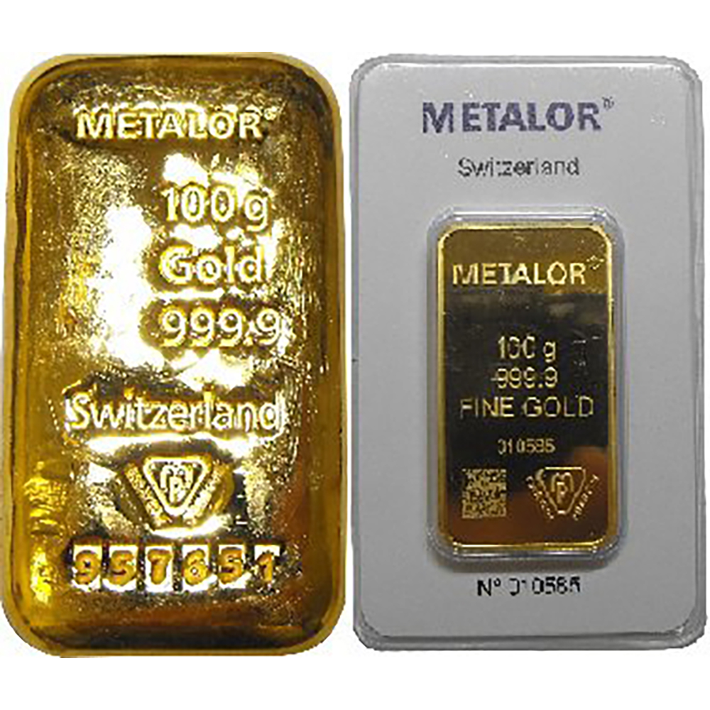 Buy 100g Gold Bars Gold Bullion Bars For Sale Free