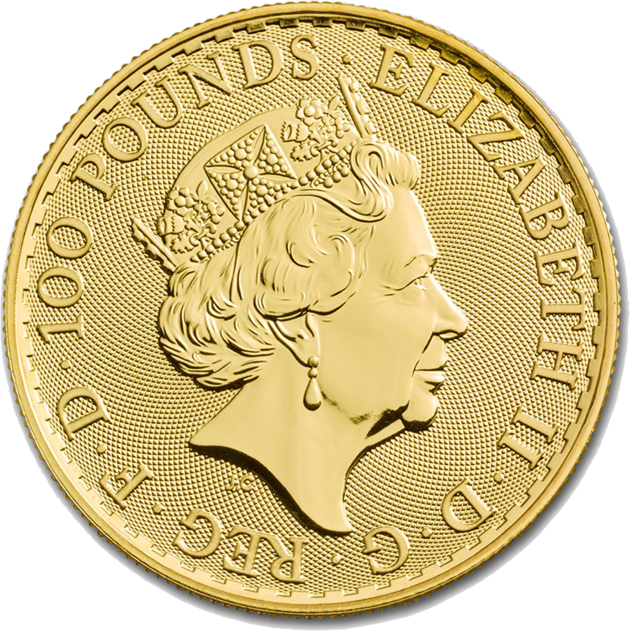 2018 UK Britannia 1oz Gold Coin (Image 2)