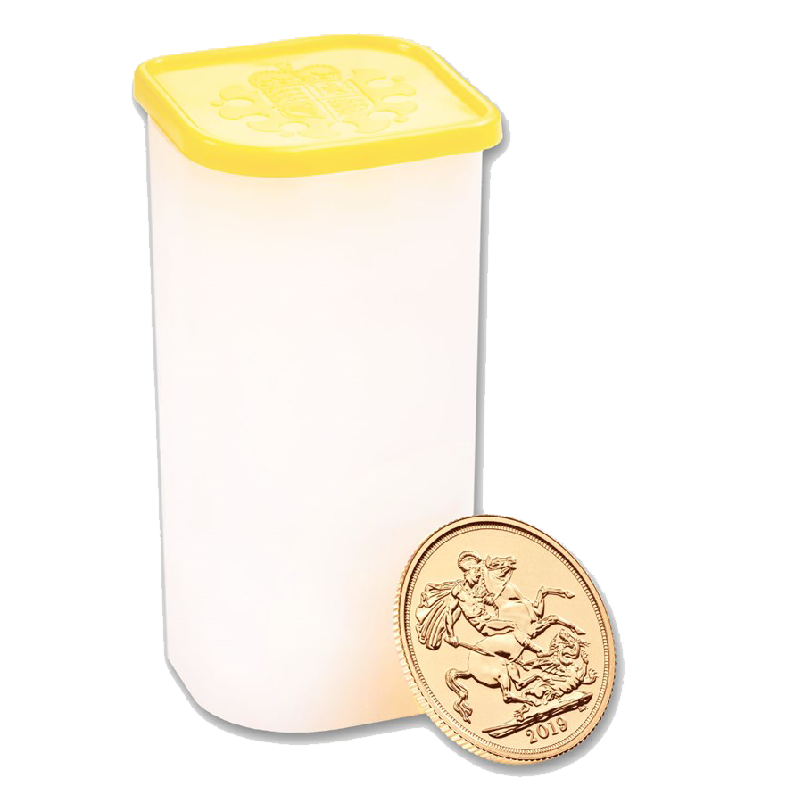 2019 UK Full Sovereign Gold Coin (Image 3)