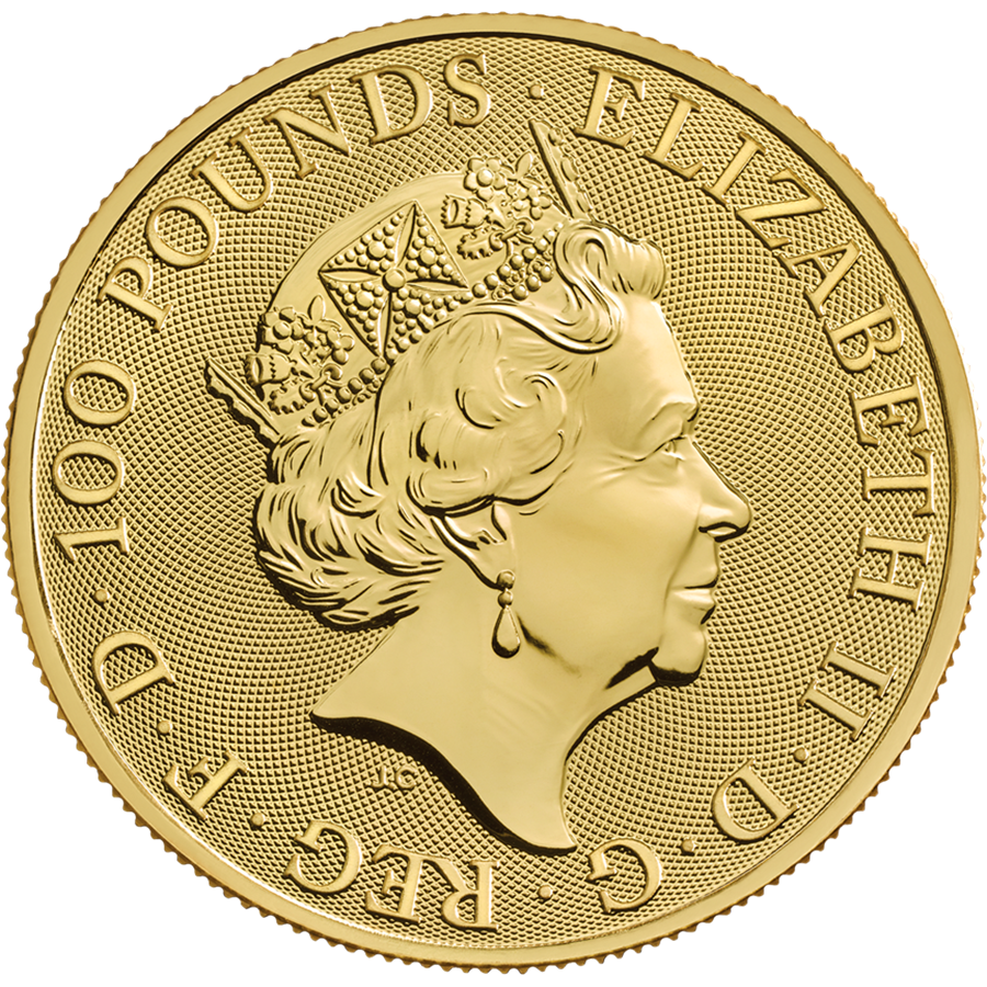 2019 UK Coat of Arms 1oz Gold Coin (Image 2)