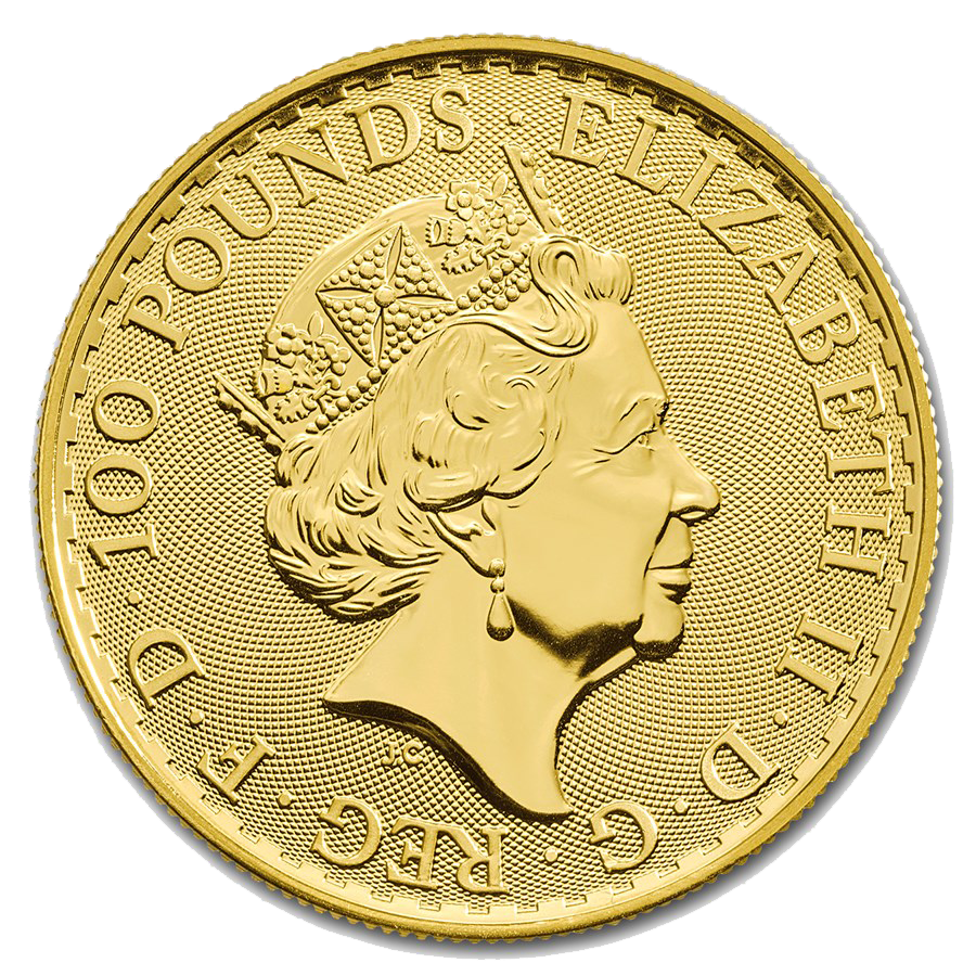 2019 UK Britannia Oriental Border 1oz Gold Coin (Image 2)