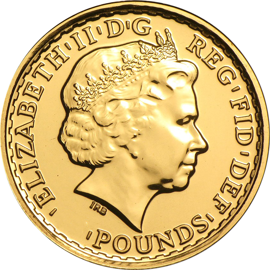 Pre-Owned Post 2012 UK Britannia 1/10oz Gold Coin - Mixed Dates (Image 2)