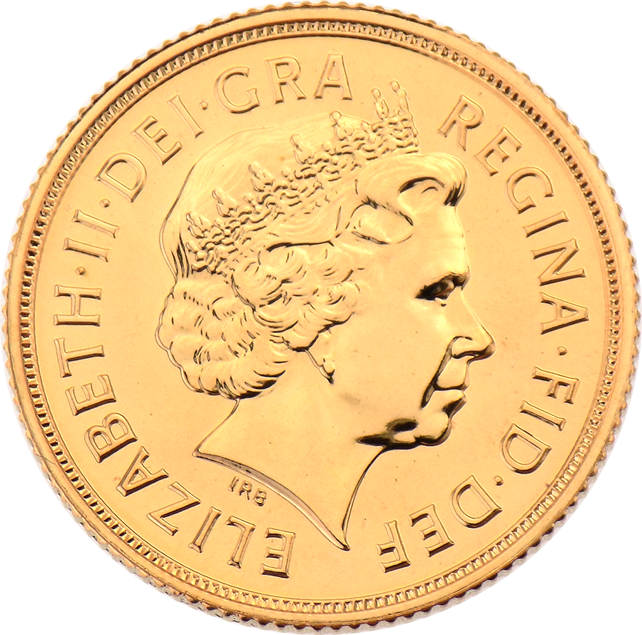 Pre-Owned 2013 UK 60th Coronation Anniversary Brilliant Uncirculated Boxed Full Sovereign Gold Coin (Image 3)