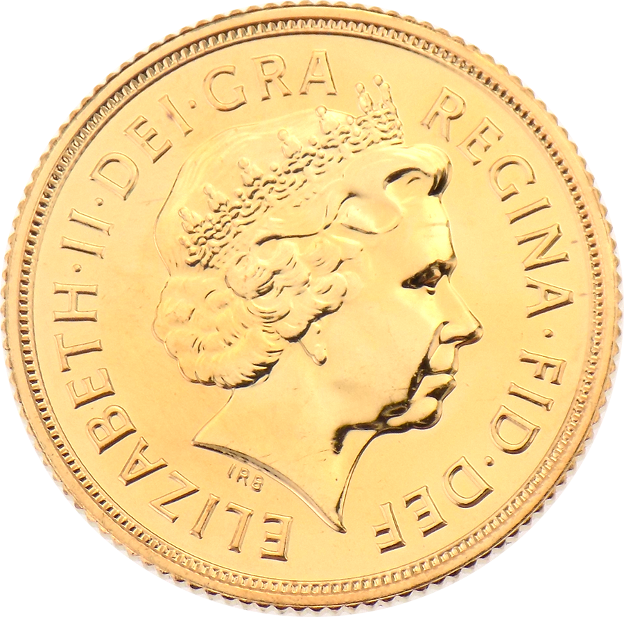 Pre-Owned 2011 UK 'A Gift for Baby' Full Sovereign Boxed Gold Coin (Image 3)