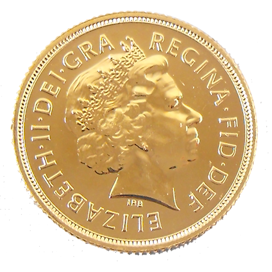 Pre-Owned Full Sovereign Gold Coin - Mixed Dates (Image 2)