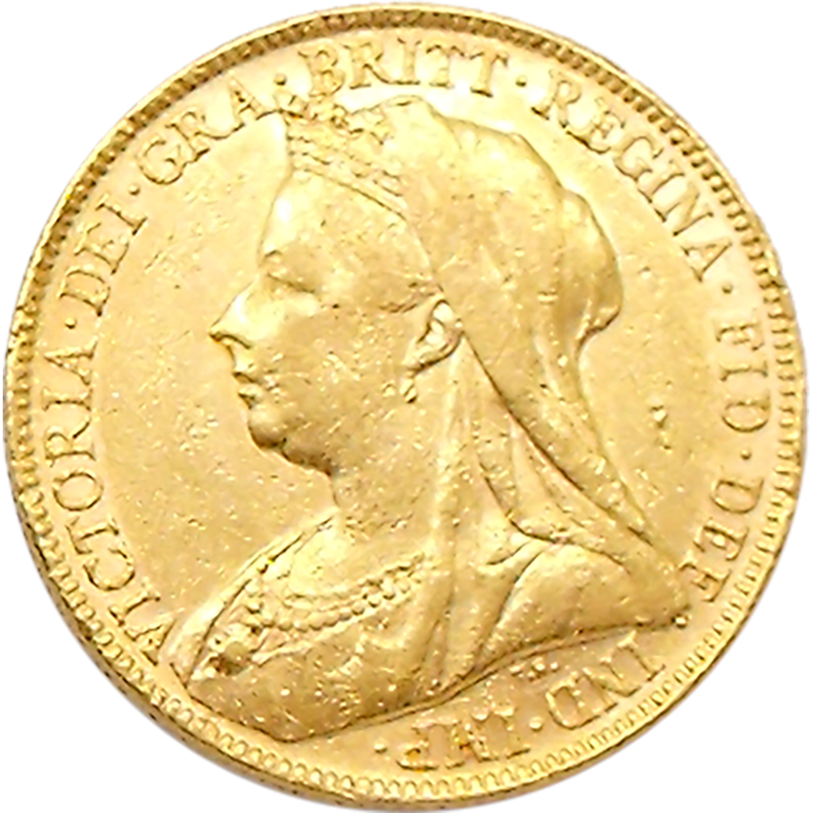 Pre-Owned Full Sovereign Gold Coin - Mixed Dates (Image 4)