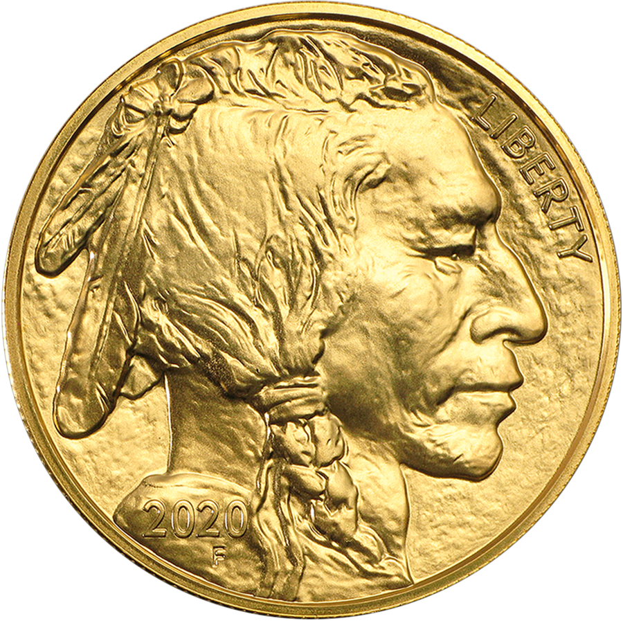 2020 USA Buffalo 1oz Gold Coin