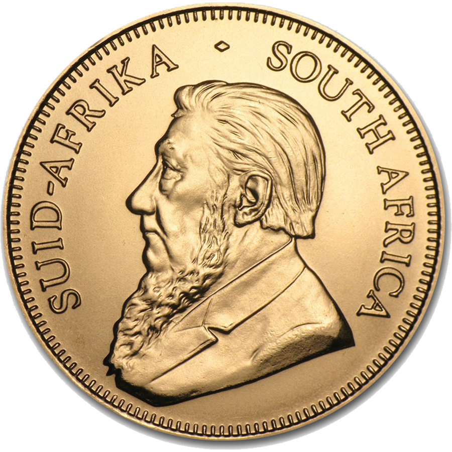 Pre-Owned South African Krugerrand 1/4oz Gold Coin - Mixed Dates (Image 3)
