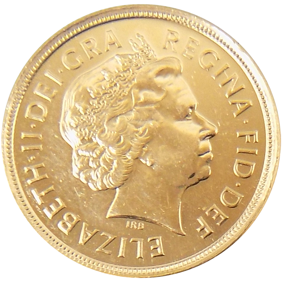 Pre-Owned 2006 UK Full Sovereign Gold Coin