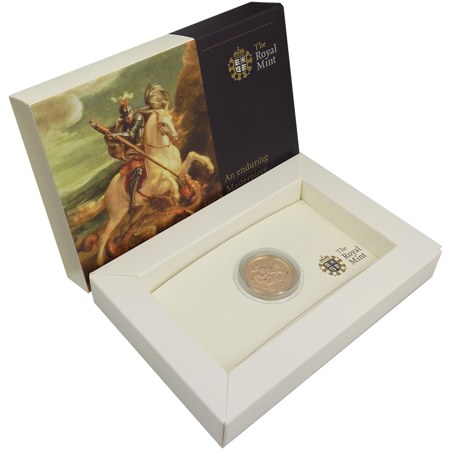 Pre-Owned 2009 UK Full Sovereign Gold Coin - Boxed